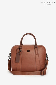 Ted Baker Degrees Textured PU Document Bag