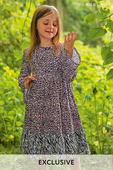 Mix/Primrose Park Printed Tiered Dress