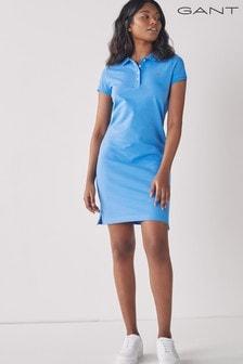 GANT Pacific Blue Original Pique Dress
