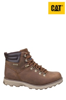 CAT Sire Waterproof Lace Up Boots