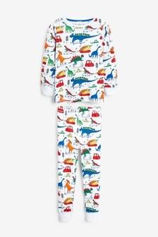 Bright Transport Pyjamas (9mths-8yrs)