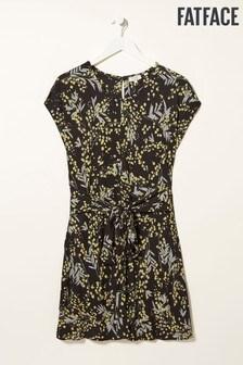 FatFace Black Erin Mimosa Dress