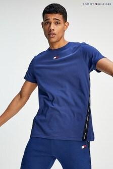 Tommy Hilfiger Blue Tape Logo T-Shirt