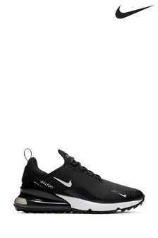 Nike Golf Black Air Max 270 Trainers