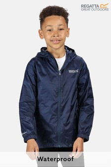 Regatta Kids Stormbreak Waterproof Puddle Jacket