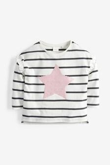 Flippy Sequin T-Shirt (9mths-7yrs)