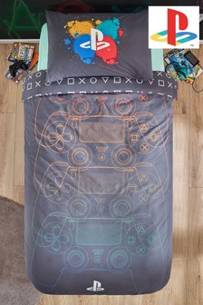 PlayStation™ Duvet Cover and Pillowcase Set