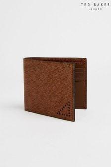Ted Baker Burnham Brogue Detail Wallet And Cardholder Gift Set