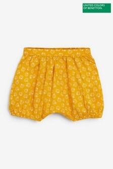 Benetton Printed Shorts