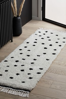 Dotty Berber Runner