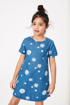 Daisy Shift Dress (3-16yrs)