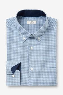 Check Regular Fit Shirt