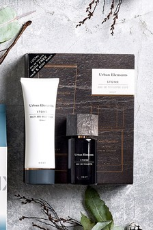 Urban Elements Stone 100ml Gift Set