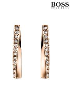 BOSS Ladies Signature Earrings