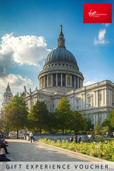 Visit St Pauls Cathedral Thames Sightseeing Cruise Gift Experience by Virgin Gift Experiences