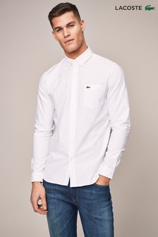 Lacoste® Oxford-Hemd