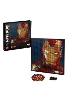LEGO 31199 Art Marvel Studios Iron Man Wall Décor Set
