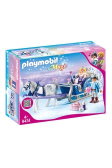 Playmobil® 9474 Magic Sleigh With Royal Couple