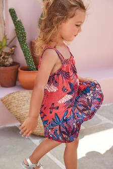 All Over Print Sundress (3mths-7yrs)