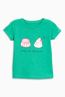 Short Sleeve Graphic T-Shirt (3mths-6yrs)