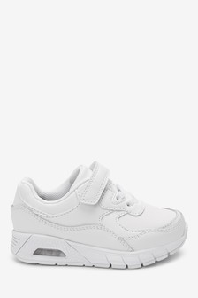Elastic Lace Bubble Trainers (Younger)