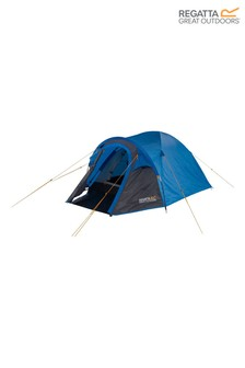 Regatta Blue Kivu 2 Person Dome Tent