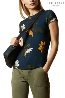 Ted Baker Pyperr Savanna Fitted T-Shirt