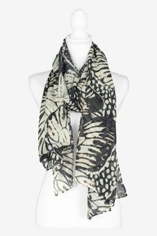 Butterfly Sparkle Scarf