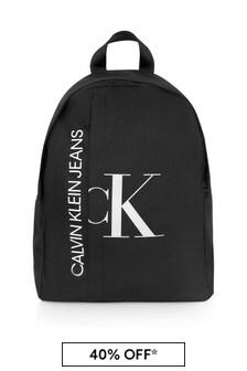 Calvin Klein Jeans Unisex Black Bag