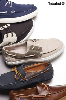 Timberland® Union Wharf Canvas Boat Shoes