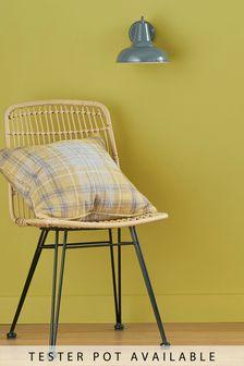 Yellow Ochre Matt Emulsion 100ml Tester Paint