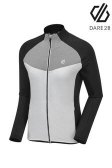Dare 2b White Allegiance II Core Stretch Sweater