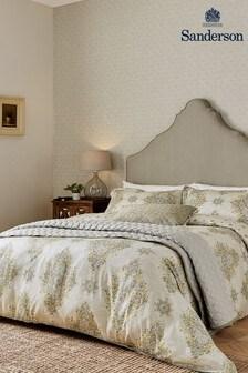 Sanderson Grey Siam Diamond Oxford Pillowcase
