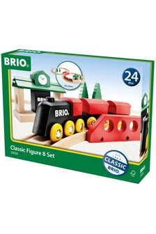 BRIO Classic Railway Figure 8 Set