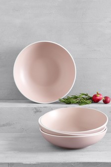 Set of 4 Hutton Pasta Bowls
