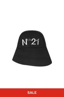 N°21 Kids Black Cap