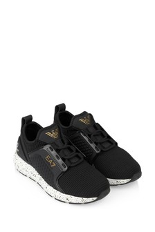Kids Black Spirit C² Premium Trainers