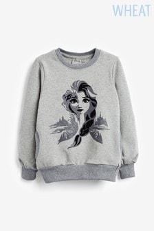 Wheat Disney™ Frozen Elsa Sweatshirt