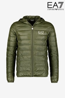 Emporio Armani EA7 Forest Night ID Packable Jacket