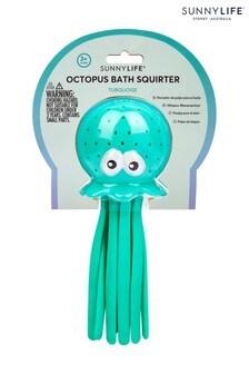 Sunnylife Turquoise Octopus Bath Squirter
