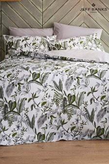 Jeff Banks Pour La Maison Pessac 200 Thread Count Duvet Cover and Pillowcase Set