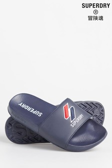 Superdry Core Pool Sliders