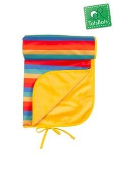 Frugi By Totsbots Rainbow Stripe Changing Mat