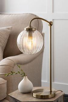 Brass Bourton Table Lamp