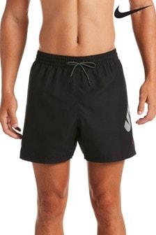 "Nike Logo 5"" Swim Shorts"