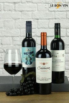 Trio of Malbec Wines From Around The World by Le Bon Vin