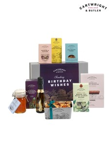 The Birthday Wishes Hamper by Cartwright & Butler