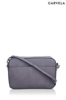 Carvela Grey Cammie Cross Body Bag