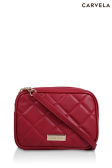 Carvela Red Jerry Small Cross Body Bag