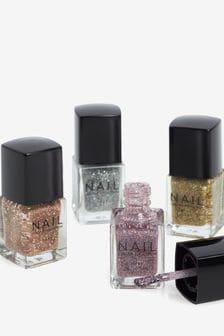 Set of 4 12ml Nail Polish